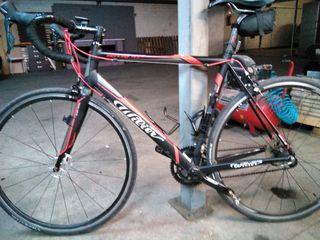 bici carretera Wilier montegrapa