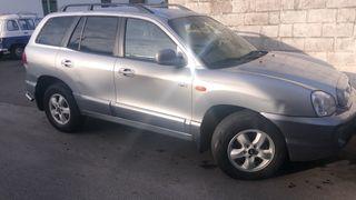 Hyundai Santa Fe 2005