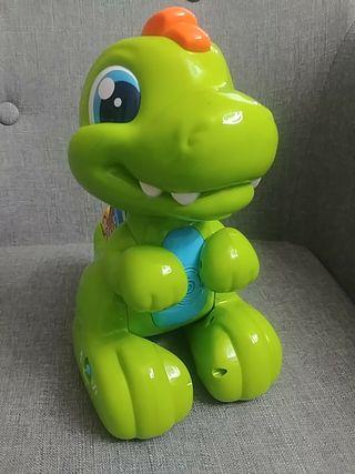 """juguete bebé """"dinosaurio dientecito"""""""