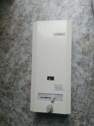 Termo calentador agua automático a gas 7,5 litros