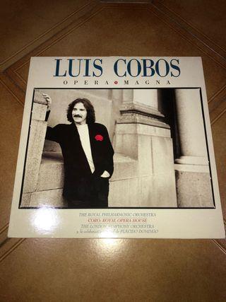 Vinilo Luis Cobos opera magna