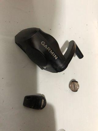 Sensor garmin cadencia y velocidad