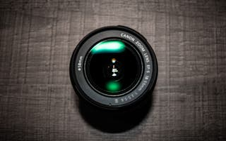 Objetivo Canon EF-S 18-55