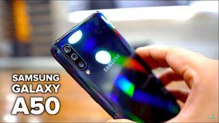 Samsung galaxy A50 Black 4/128