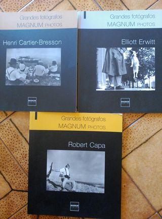 Libros grandes fotografos