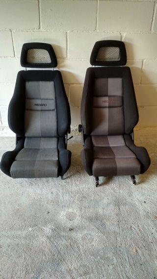 Recaro Fishnet Seats