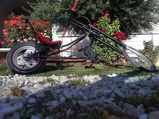 Bici Harley restaurada