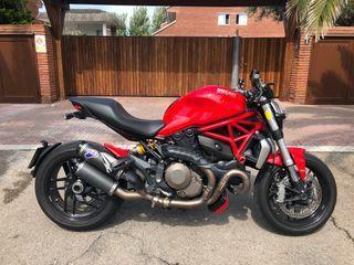 Ducati Monster 1200 (cambio de nombre incluido)