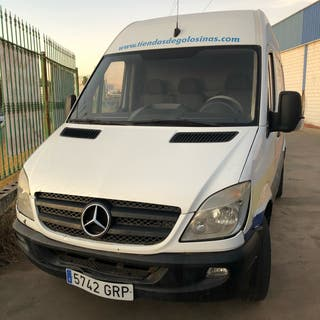Mercedes-Benz Sprinter 2009