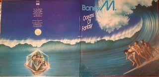 BONEY M - Oceans of Fantasy (Disco, LP)