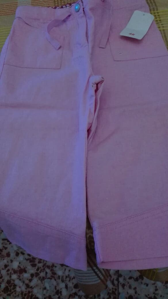 ropa niña pequeña (toda nueva)(precio en descrip.)
