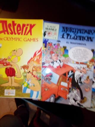 comics Ibáñez Serrador 20€ negociable