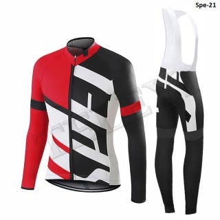 Equipación ciclismo termal Spe-21 t.M,L,XL