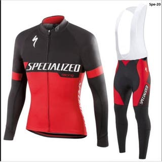 Equipación ciclismo invierno Spe-20 t.M