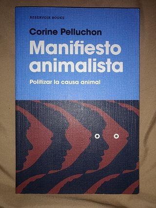 Manifiesto animalista por CORINE PELLUCHON