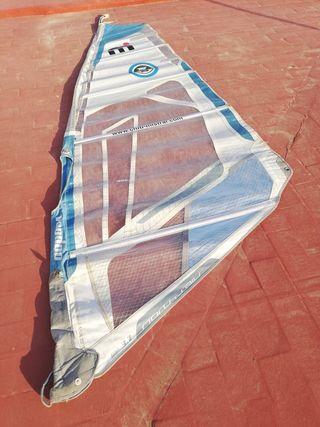 Vela Windsurf 3.7 metros North Sail Voodoo
