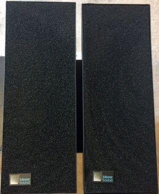 Altavoces alta gama Meyer Sound upm-1p