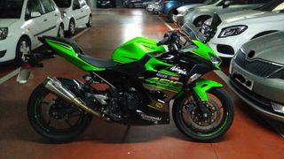 Kawasaki Ninja 400 2018, moto