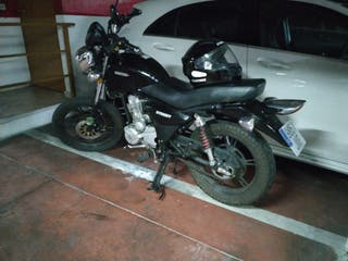 Moto 125 cc Motor Hispania Street 125