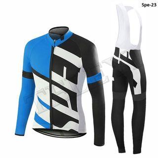 Equipación ciclismo termal Spe-23 t.M,L,XL