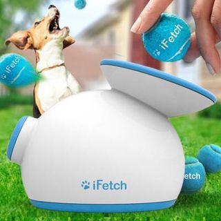 juego I fetch lanzador juego perros