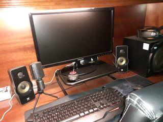 PC Gaming + Monitor