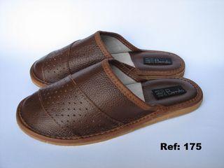 REBAJAS !! Zapatillas de PIEL NATURAL 100%