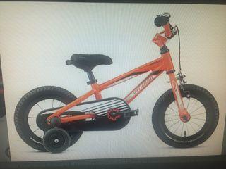 Bicicleta specialized niño