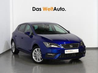 SEAT Leon 1.4 TSI ACT SANDS Xcellence Plus DSG 110 kW (150 CV)