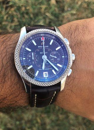 Reloj Breitling mark VI special edition