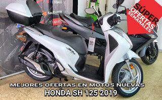 2019 HONDA SH 125 MOTOS NUEVAS MEJORES OFERTAS