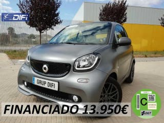 Smart Fortwo 90CV COUPE 66 PASSION AUT.