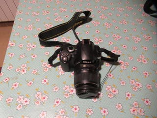 Camara reflex Nikon D40X