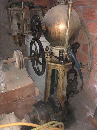 Maquinaria antigua