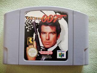 juego de Nintendo 64