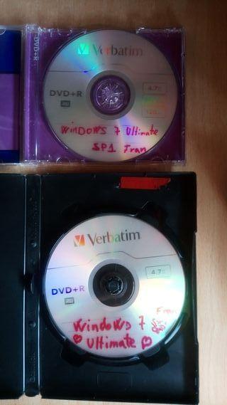 dvd de programas pc o portátil 32 bits o 64 bits