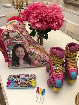 Patines, soy luna,