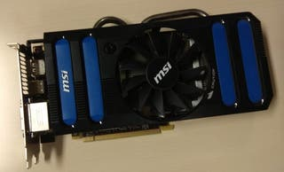 Tarjeta de video MSI Nvidia Geforce GTX 660 TI 2Gb