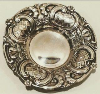 Colección ceniceros (plata firmada Durán, vintage