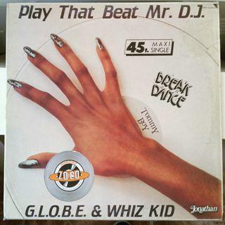 vinilo hip hop 1984