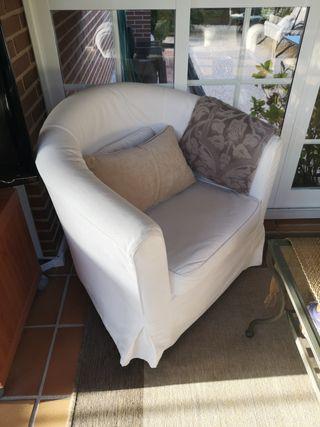 sillón individual Ikea