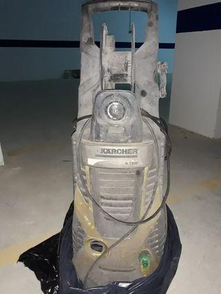 hidrolimpiadoras Karcher K7 y K7 Premium.