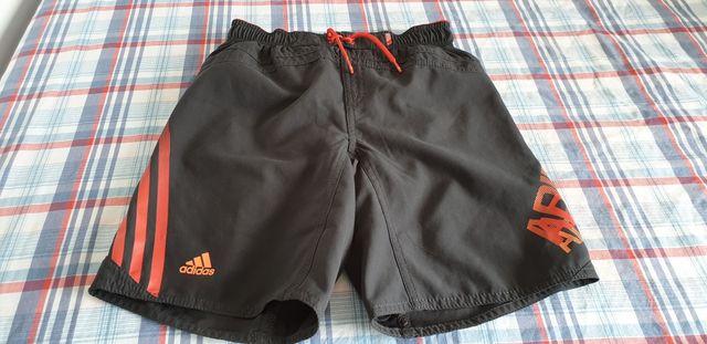 pantalon bañador adidas talla 11.12 años
