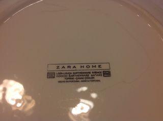 Conjunto 6 platos soperos Zara Home