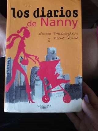 libro los diarios de Nanny
