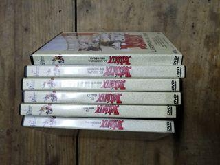 películas dibujos DVD Asterix y obelix