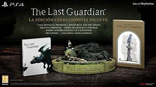 The last guardian edición coleccionista SIN JUEGO