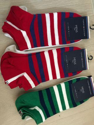 calcetines tommy hilfiger nuevos