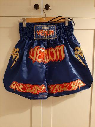 Pantalones Muay Thai Venum NUEVOS
