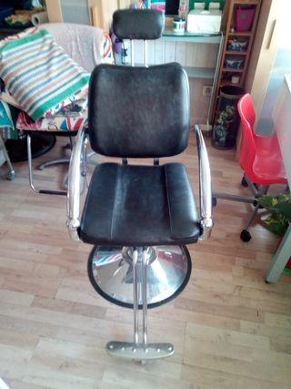 sillones, estética,peluquería, barberia